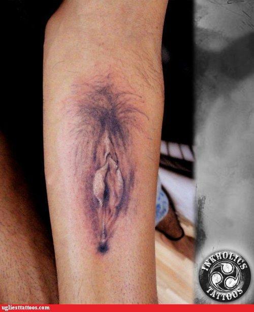 tattoo with vagina